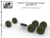 SG-Modelling F72159 1/72 ZIS-6 wheels set