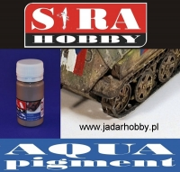 Sira Hobby SA005 - Russian Earth (aqua pigment, 30ml)