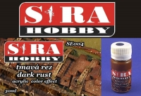 Sira Hobby SE04 - Dark Rust (30ml)