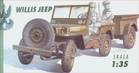 SK Model - Willis Jeep (1/35)