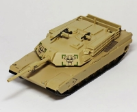World's Tanks 1/72 M1 Abrams