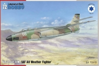 Special Hobby SH72410 1/72 Vautour IIN Israeli Air Force/IAF all weather fighter