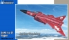 "Special Hobby SH48188 1/48 SAAB AJS-37 Viggen ""Show must go on"""
