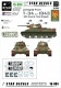 Star Decals 16004 1/16 T-34/76 M.1943 - Leningrad Front, 30th Guards Tank Brigade