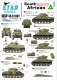 Star Decals 35-C1001 1/35 South African Sherman tanks in Italy 1943-45.