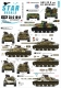 Star Decals 35-C1014 1/35 French AMX-30 B and AMX-30 B2 BRENNUS