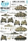 Star Decals 35-C1016 1/35 International AMX-30 B and B2. Bosnia, Greece, Cyprus, Chile, Saudi.