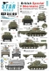 Star Decals 35-C1018 1/35 British Special Shermans - BARV, Crab and Crocodile Shermans
