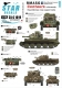 Star Decals 35-C1019 1/35 RMASG Centaurs - Royal Marines tanks in Normandy. Centaur Mk IV