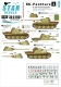Star Decals 35-C1021 1/35 SS-Panthers # 2 - 9. SS-Hohenstaufen, France and Belgium. Ausf A and G
