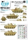 Star Decals 35-C1023 1/35 SS-Panthers # 4 - 12. SS-Hitlerjugend, France and Belgium. Ausf D and A