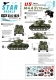 Star Decals 35-C1026 1/35 US 761st Tank Battalion 'Black Panthers' - M4A3 (76) Sherman in NW Europe