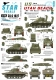 Star Decals 35-C1027 1/35 US 70th Tank Battalion on Utah Beach - M4 , M4 Dozer, M4A1 DD Sherman