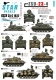 Star Decals 35-C1032 1/35 ZSU-23-4. Middle East and Arabic wars
