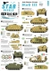 Star Decals 35-C1039 1/35 Axis/Eastern Europe StuG III #1. Romania, Hungary