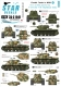 Star Decals 35-C1041 1/35 Finnish Tanks in WW2 #5. KV-1 and Amphibious Tanks