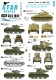 Star Decals 35-C1042 1/35 Finnish Tanks in WW2 #6. BT-5, BT-42, Pz IV J, ISU-152
