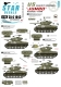 Star Decals 35-C1043 1/35 US M4A3E2 Jumbo Assault Tank