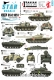Star Decals 35-C1051 1/35 Iranian Tanks & AFVs # 2. Iran Revolutionary Guard - IRGC.