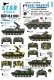 Star Decals 35-C1056 1/35 Soviet/Russian Naval Infantry # 3. Fire Support and AA.