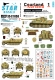 Star Decals 35-C1058 1/35 Courland / Kurland # 1. Tigers and Halftracks.