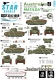 Star Decals 35-C1069 1/35 Australian Matilda. Matilda Close Support and Dozer tank.