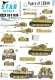 Star Decals 35-C1070 1/35 Tigers of LSSAH. 13./SS-Pz-Reg. LSSAH 1943-44 (Kursk and beyond).