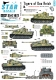 Star Decals 35-C1072 1/35 Tigers of Das Reich. s.SS-Pz-Kp. Das Reich 1943-44 (Kursk and beyond).
