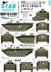 Star Decals 35-C1082 1/35 LVT-2 and LVT(A)-2. British LVT Buffalo in NWE 1944-45 (1).