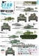 Star Decals 35-C1085 1/35 M47 Patton # 1.