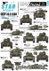 Star Decals 35-C1086 1/35 M47 Patton # 2.
