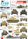 Star Decals 35-C1088 1/35 M47 Patton # 4.