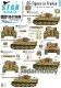 Star Decals 35-C1090 1/35 SS-Tigers in France # 2.