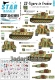 Star Decals 35-C1091 1/35 SS-Tigers in France # 3.