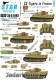 Star Decals 35-C1092 1/35 SS-Tigers in France # 4.