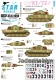 Star Decals 35-C1094 1/35 King Tiger / Tiger II # 2.