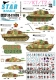 Star Decals 35-C1095# 1/35 King Tiger / Tiger II # 3.
