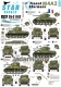 Star Decals 35-C1102 1/35 French Shermans # 1.