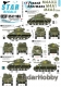 Star Decals 35-C1103 1/35 French Shermans # 2.