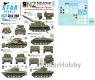 Star Decals 35-C1108 1/35 Kiwi Armour # 1.