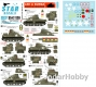 Star Decals 35-C1120 1/35 Lee in Burma. British M3 Lee in Burma 1944-45.
