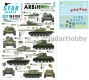 Star Decals 35-C1124 1/35 Tanks & AFVs in Bosnia # 2.