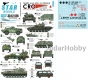 Star Decals 35-C1126 1/35 Tanks & AFVs in Bosnia # 4.