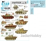 Star Decals 35-C1128 1/35 Panther Ausf G. Eastern front late 1944 and 45.