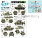 Star Decals 35-C1138 1/35 British Sherman III in Italy 1943-44.