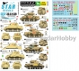 Star Decals 35-C1139 1/35 British 8th Armoured Brigade.