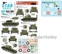 Star Decals 35-C1150 1/35 British Cromwell Mk IV. From Normandie to Germany.