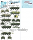 Star Decals 35-C1153 1/35 Naval Infantry # 5. Russian  BTR-80