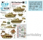 Star Decals 35-C1158 1/35 SS-Panthers # 7. 12. SS-Hitlerjugend Panther Ausf G.