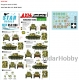 Star Decals 35-C1164 1/35 Axis & East European Tank mix # 3. Hungarian tanks in WW2, 38.M Toldi I
